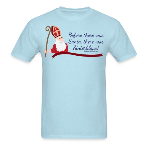 Before Santa - Men's T-Shirt