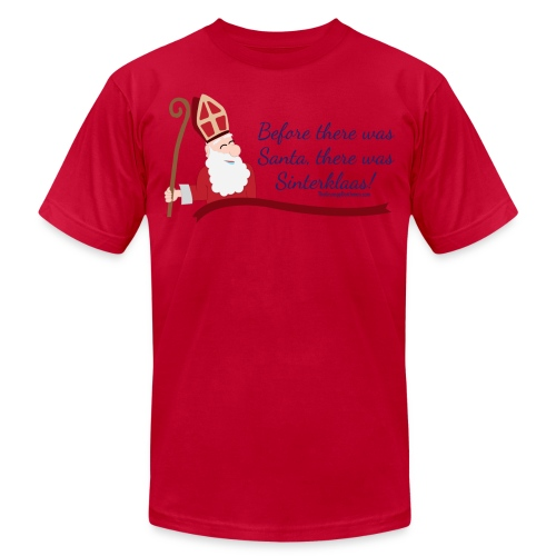 Before Santa - Men's Fine Jersey T-Shirt