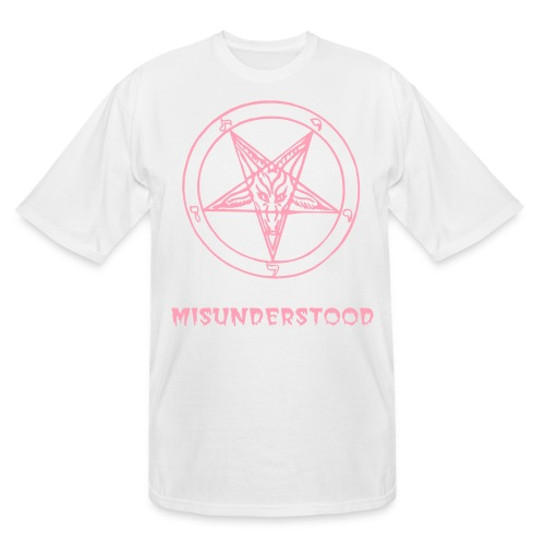 MISUNDERSTOOD  - Men's Tall T-Shirt
