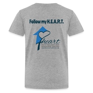 HEART Child's Shirt - Kids' Premium T-Shirt