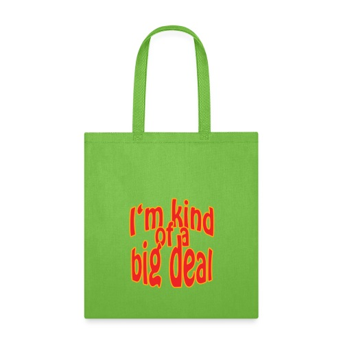 Big Deal - Tote Bag