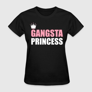 Gangsta Princess Women's T-Shirts - Women's T-Shirt