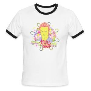 Hells Yeah - Men's Ringer T-Shirt