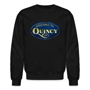 Quincy, Mass - Crewneck Sweatshirt