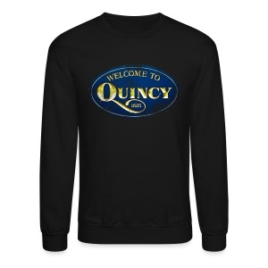 Quincy, Mass - Crewneck Sweatshirt