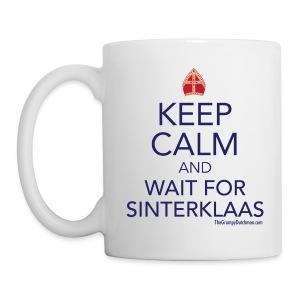 Keep Calm - Sinterklaas - Coffee/Tea Mug