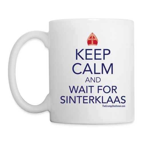 Keep Calm - Sinterklaas - Coffee/Tea Mug