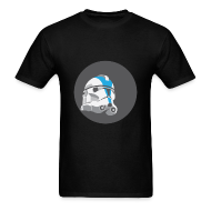 T-Shirts ~ Men's T-Shirt ~ SKYF-01-018 StarTrooper Head