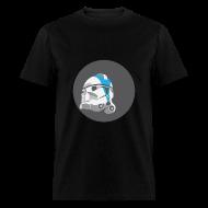 T-Shirts ~ Men's T-Shirt ~ SKYF-01-018 StarTrooper Head