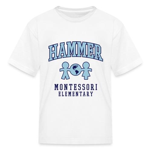 Child's White T-shirt - Kids' T-Shirt