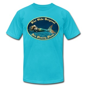 Sea Shanty Show - Men's T-Shirt by American Apparel