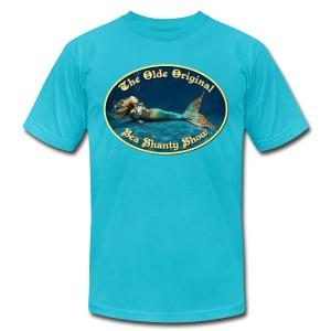 Sea Shanty Show - Men's Fine Jersey T-Shirt