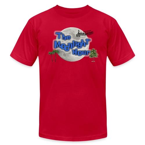 The Moonlight Hour - Men's Fine Jersey T-Shirt