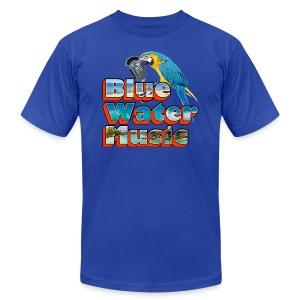 Blue Water Music - Men's Fine Jersey T-Shirt