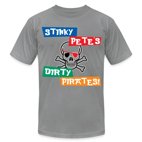 Stinky Pete's Dirty Pirates T - Men's  Jersey T-Shirt