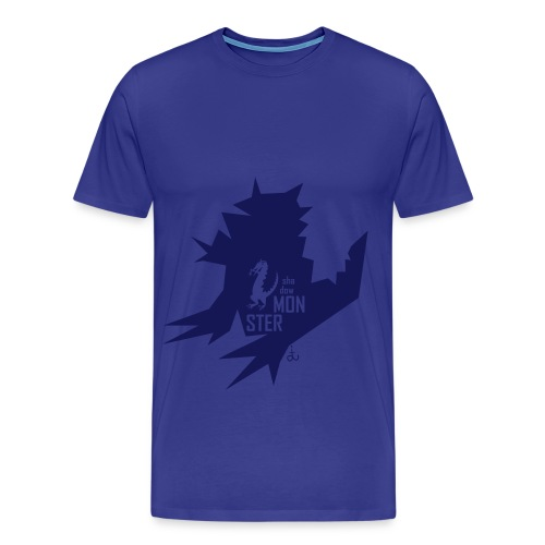 Shadow Monster - Men's Premium T-Shirt