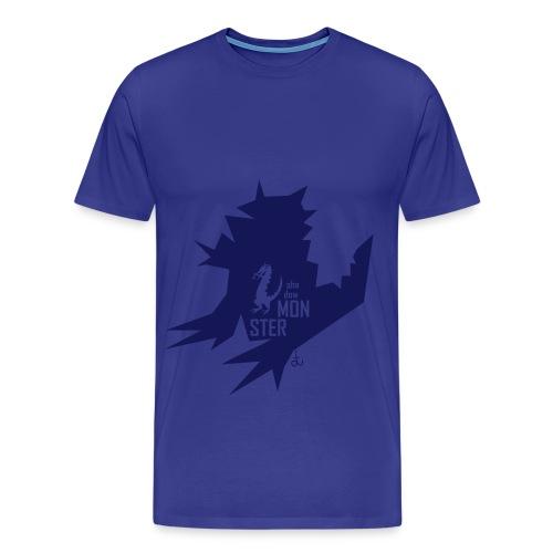 Shadow Monster - Men's Premium T-Shirt