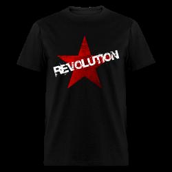 Revolution Politics - Anarchism - Anti-capitalism - Libertarian - Communism - Revolution - Anarchy - Anti-government - Anti-state