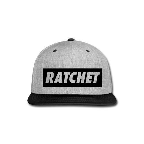 Ratchet Snapback - Snap-back Baseball Cap