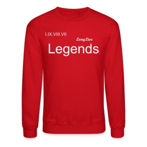 Legends - Crewneck Sweatshirt