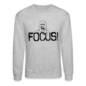 Focus | Mens jumper - Crewneck Sweatshirt