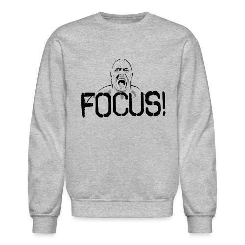 Focus | Mens jumper - Crewneck Sweatshirt