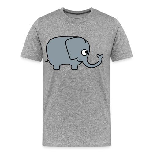 Elephant - Men's Premium T-Shirt
