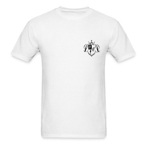 Livin Lovely United Basic Logo - Men's T-Shirt