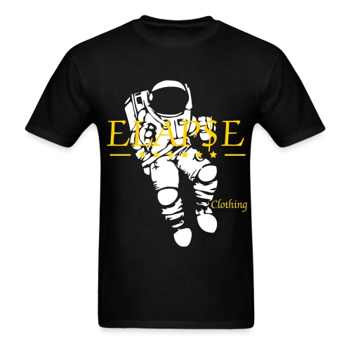 elapse clothing tee - Men's T-Shirt