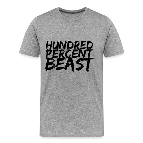 BrendanBBasketball Beast T-Shirt Men's - Men's Premium T-Shirt