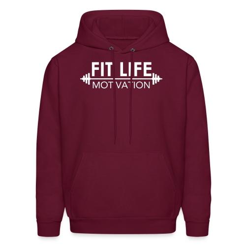 FLM Logo - Men's Hoodie