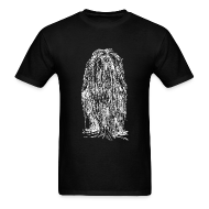 T-Shirts ~ Men's T-Shirt ~ The Mane (White)