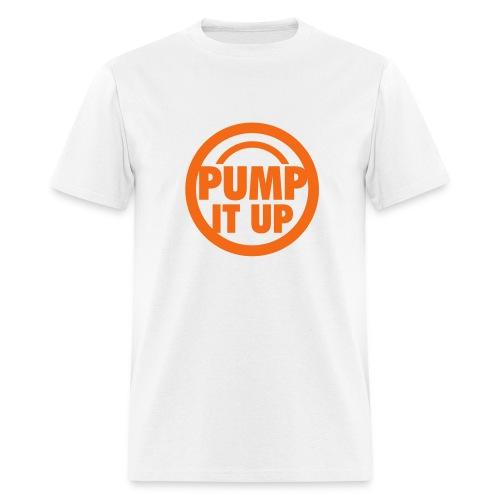 Pump It Up BrendanBBasketball Men's T-Shirt - Men's T-Shirt