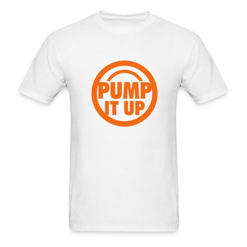 Pump It Up BrendanBBasketball Men's T-Shirt - Men's T-Shirt
