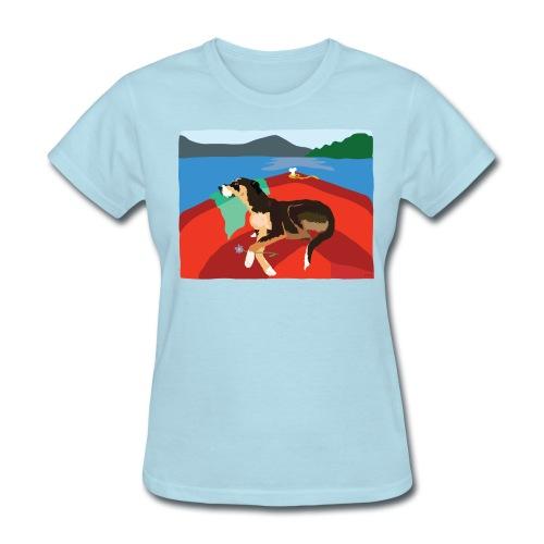 Women's Tee | Co-captain - Women's T-Shirt