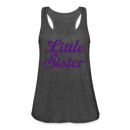 Little Sister - Women's Flowy Tank Top by Bella