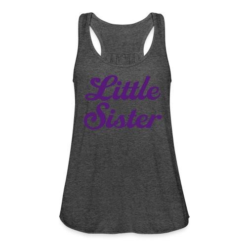 Little Sister - Women's Flowy Tank Top by Bella