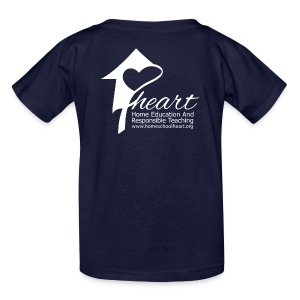 Kids HEART Shirt - Kids' T-Shirt