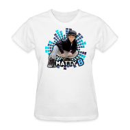 T-Shirts ~ Women's T-Shirt ~ MattyB Digital Womens T-Shirt