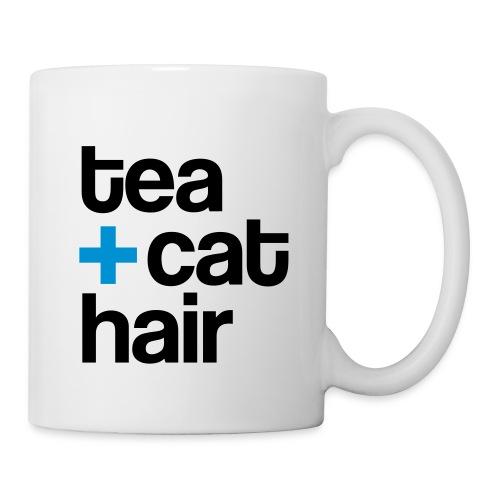 Tea + Cat Hair - mug - Coffee/Tea Mug