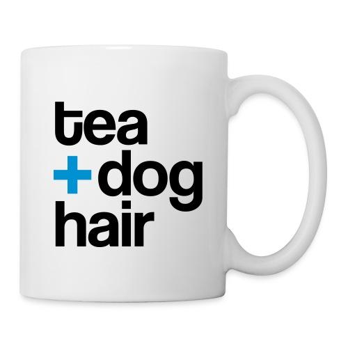 Tea + Dog Hair - mug - Coffee/Tea Mug