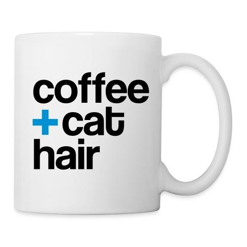 Coffee + Cat Hair - mug - Coffee/Tea Mug