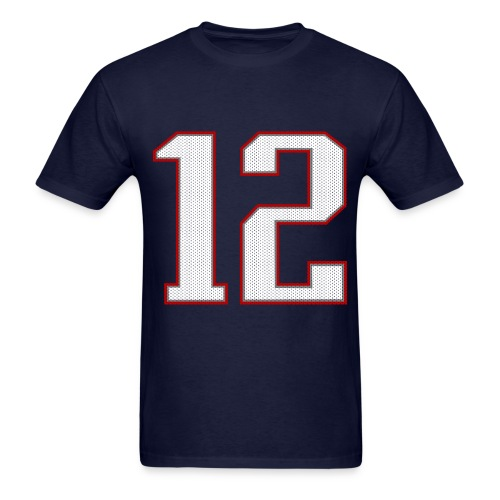 Just 12 - Men's T-Shirt