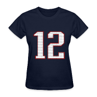 T-Shirts ~ Women's T-Shirt ~ Just 12