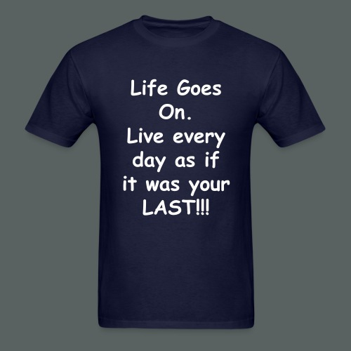 Last days - Men's T-Shirt