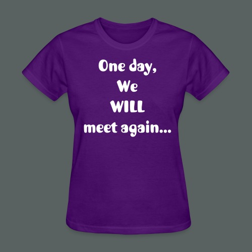 Again - Women's T-Shirt