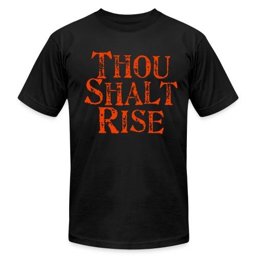 Thou Shalt Rise - Men's Fine Jersey T-Shirt