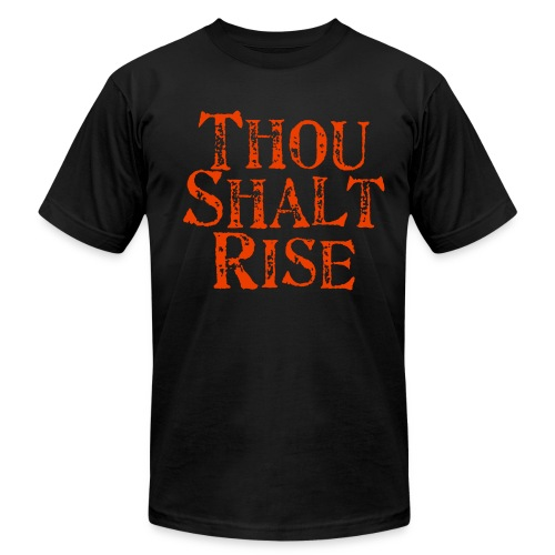 Thou Shalt Rise - Men's  Jersey T-Shirt