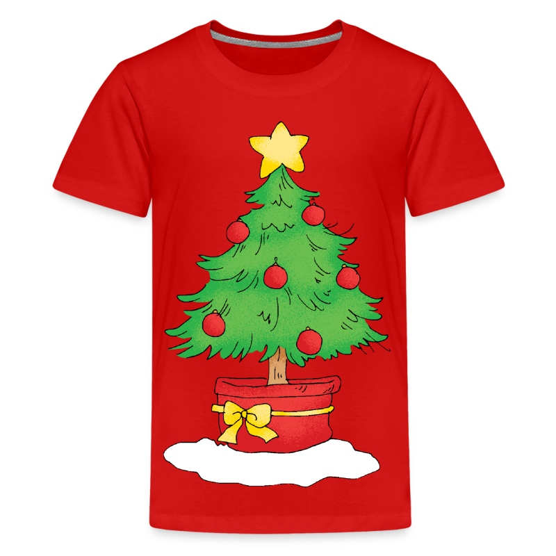 Christmas Tree T Shirt Spreadshirt