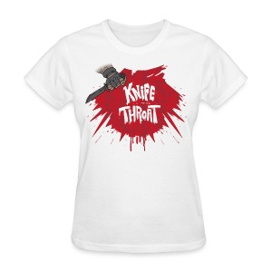 The Girl Knife - Women's T-Shirt